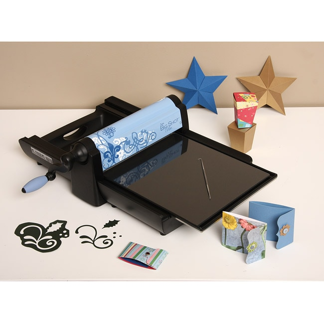 SIZZIX BY ELLISON Sizzix Big Shot Pro Die Cutting Machine at Sears.com