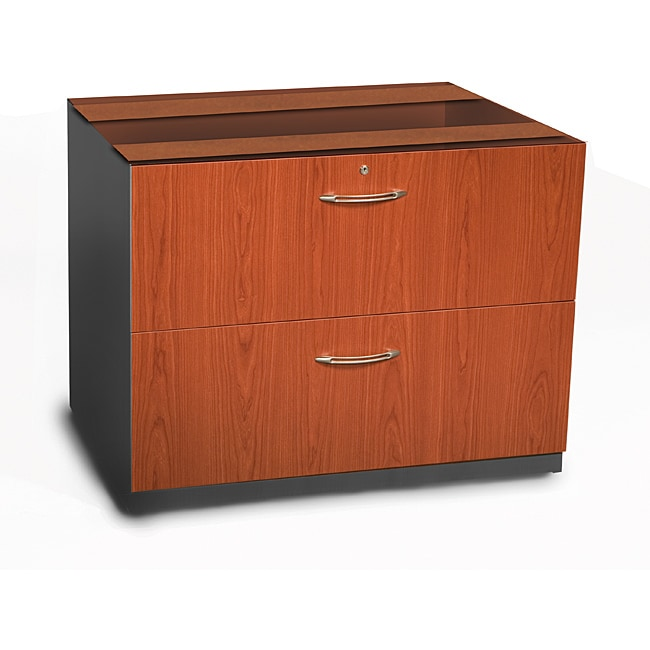 Mayline Aberdeen 30-inch Lateral File for Credenza Shell