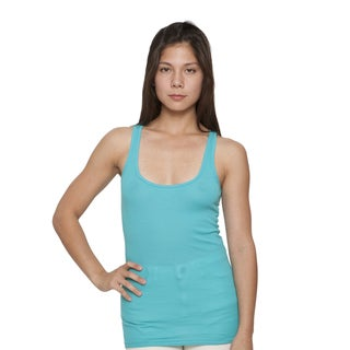 American Apparel Women's Scoop Neck Tank