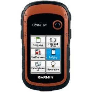 Garmin eTrex 20 Handheld GPS Navigator
