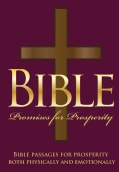 Bible Promises for Prosperity Refrigerator Magnet Books: Bible Passages for Prosperity Both Physically and Emotio... (Hardcover)