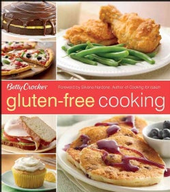 Betty Crocker Gluten-Free Cooking (Paperback)