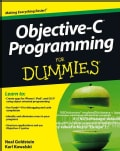 Objective-C Programming for Dummies (Paperback)