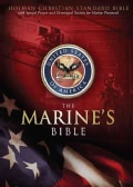 Holy Bible: Holman Christian Standard Marine's Bible, Burgundy, Simulated Leather (Paperback)