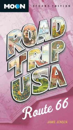 Moon Road Trip USA Route 66 (Paperback)
