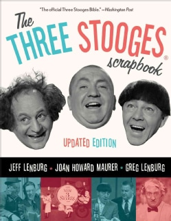 The Three Stooges Scrapbook (Paperback)
