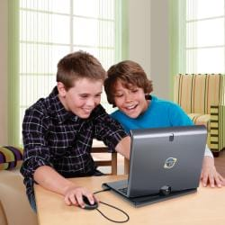 Discovery Kids Teach 'n' Talk Exploration Laptop