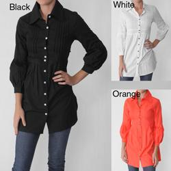 Runway Junior's Button-up Tunic