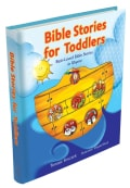 Bible Stories for Toddlers (Hardcover)