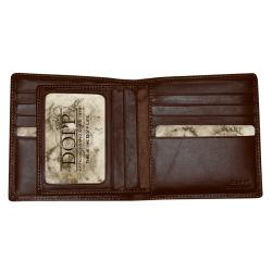 Dopp Men's Regatta Convertible Cardex Bi-fold Wallet
