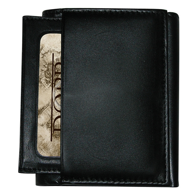 Dopp Men's Regatta ID Tri-fold Wallet
