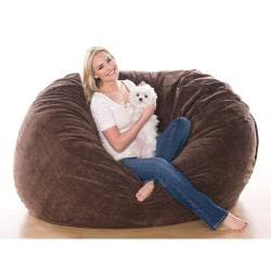 Jaxx Cocoon Multi-function 6-foot Foam Filled Bean Bag
