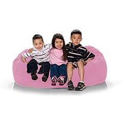 Jaxx Jr. Kid's Lounger Foam Filled Bean Bag Chair