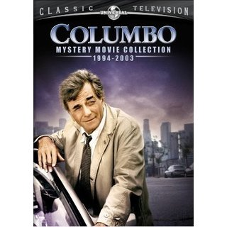 Columbo: Mystery Movie Collection 1994-2003 (DVD)
