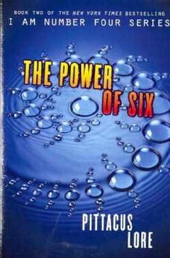 The Power of Six (Paperback)