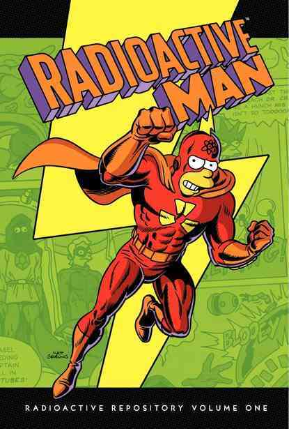 Radioactive Man 1: Radioactive Repository (Hardcover)
