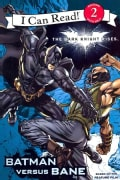 The Dark Knight Rises: Batman Versus Bane (Paperback)