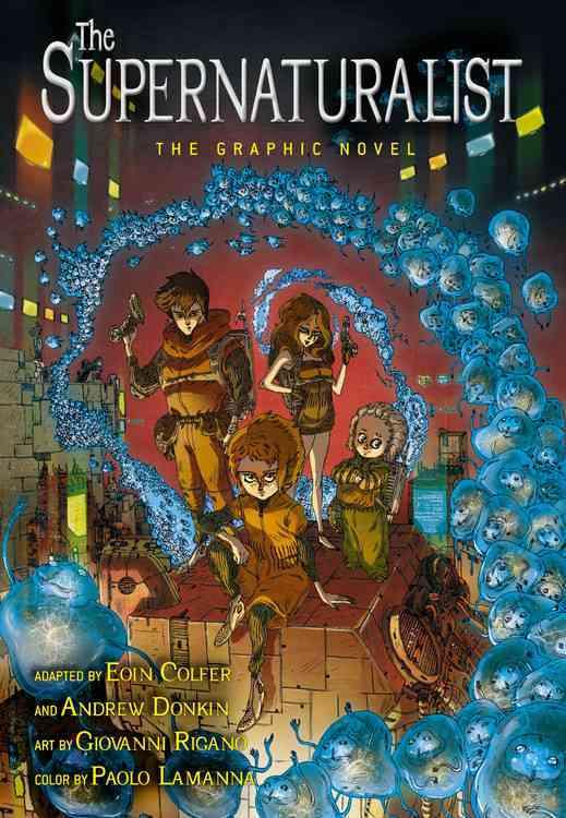 The Supernaturalist: The Graphic Novel (Paperback)