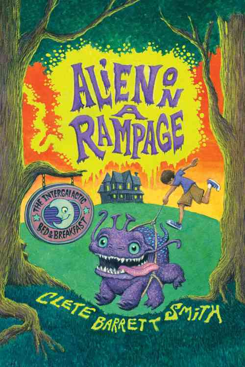 Alien on a Rampage (Hardcover)