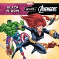 Black Widow Joins The Mighty Avengers (Paperback)