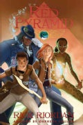The Red Pyramid: The Graphic Novel (Hardcover)
