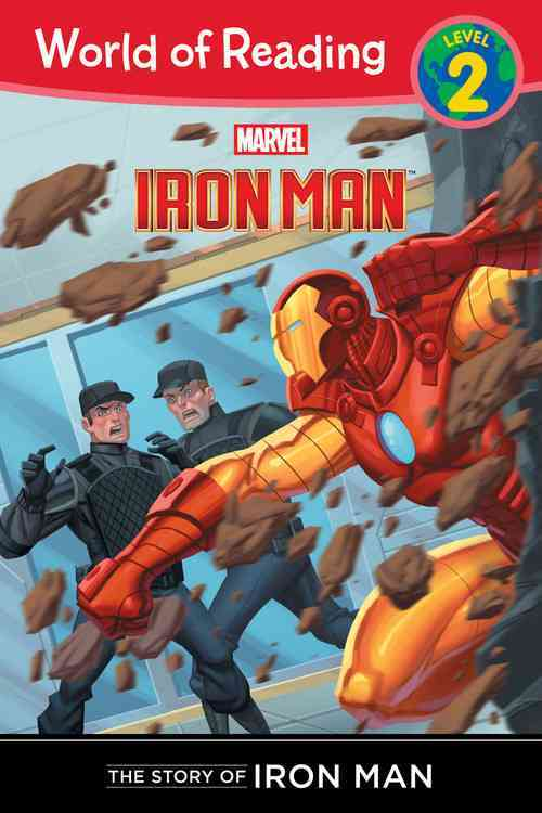 The Story of Iron Man (Paperback)