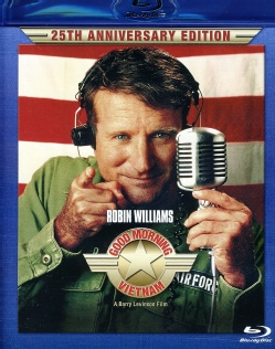 Good Morning Vietnam 25th Anniversary Edition (Blu-ray Disc)