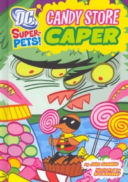Candy Store Caper (Hardcover)