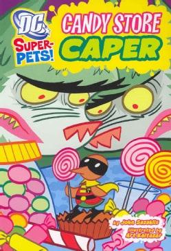 Candy Store Caper (Paperback)