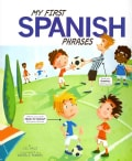 My First Spanish Phrases (Paperback)