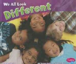 We All Look Different (Hardcover)