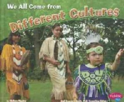 We All Come from Different Cultures (Hardcover)