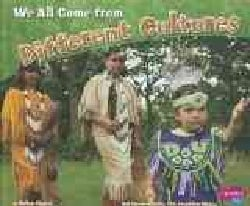 We All Come from Different Cultures (Paperback)