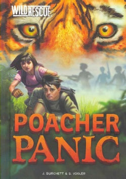 Poacher Panic (Hardcover)