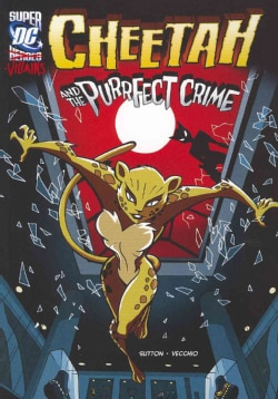 Cheetah and the Purrfect Crime (Paperback)