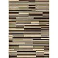 Miramar Grey/ Beige Transitional Area Rug (9'10 x 12'9)