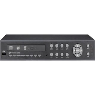 EverFocus ECOR264-D2 ECOR264-4D2 4 Channel Professional Video Recorde