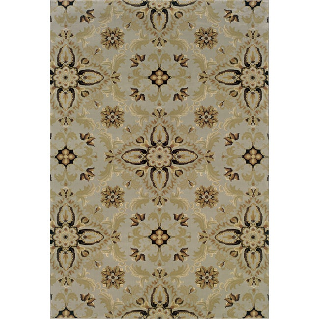 Style Haven Astoria Blue Transitional Area Rug (10' x 12'7) at Sears.com
