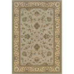 Astoria Blue/ Ivory Traditional Area Rug (10' x 12'7)