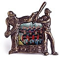 Danya B. Baseball Metal Photo Frame