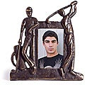 Danya B. Golfers Metal Photo Frame