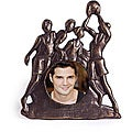 Danya B. Basketball Metal Photo Frame