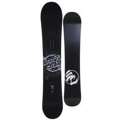Santa Cruz Youth Black All Star Vato Dato 146cm Snowboard