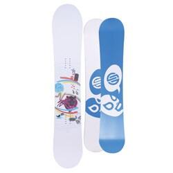 Santa Cruz Women's Suave Eyes 147cm Snowboard