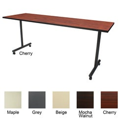 Kobe Base Mobile Rectangular 48-inch Training Table