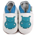 Hippo Soft Sole Leather Baby Shoes