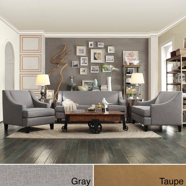 Set overstock shopping big discounts on inspire q living room sets