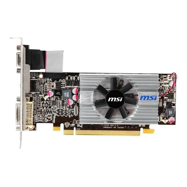 MSI R6570-MD1G/LP Radeon HD 6570 Graphic Card - 1 GB DDR3 SDRAM - PCI