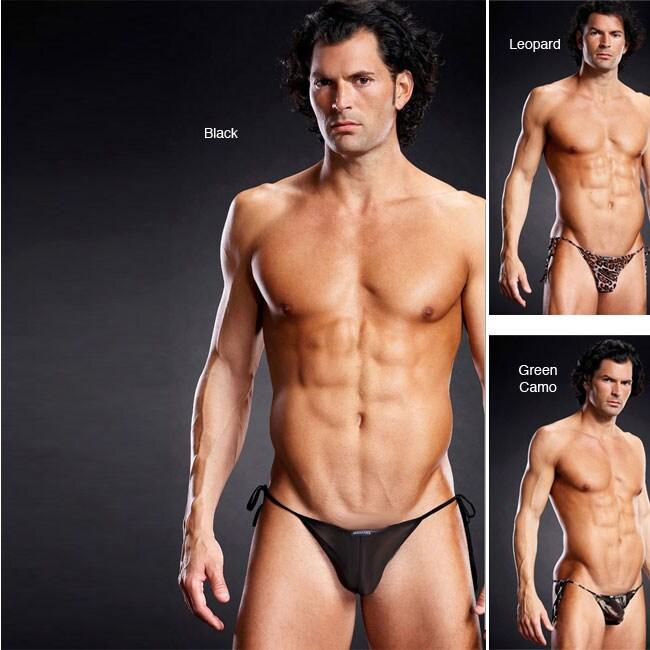 Emaje' Men's Pro-Mesh Side-Tie Bikini (Set of 3) - Overstock ...: www.overstock.com/Health-Beauty/Emaje-Mens-Pro-Mesh-Side-Tie-Bikini...