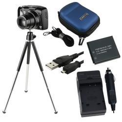Battery/ Charger Set/ USB Cable/ Case/ Tripod for Kodak KLIC-7001